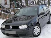 Фотография Volkswagen Golf 4.