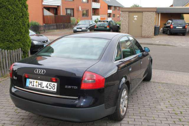 Покупка б/у Audi в Киеве
